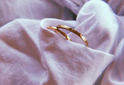🤵🏽🏼Estas son nuestras #alianzas de #boda