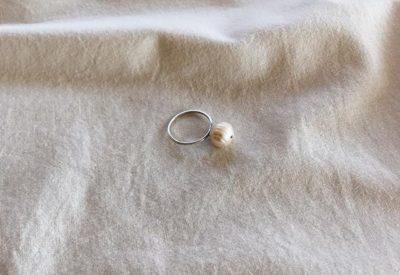 Feliz #juernes ! Nuevo #anilloperla ya disponible