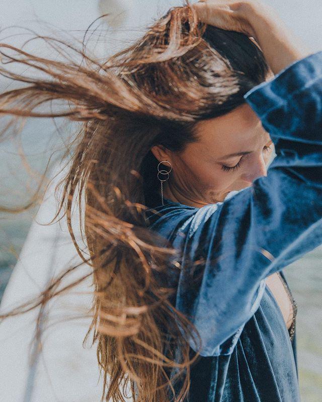 🌬Melena al viento!! Tic tac <a href=