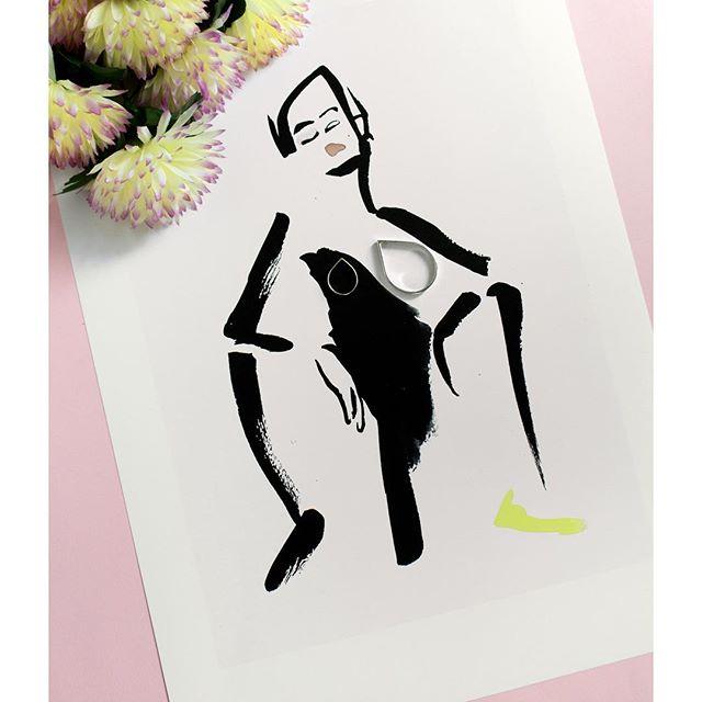 Estamos enamorados de las ilustraciones que nos